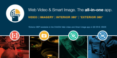 Web video and smart image logo