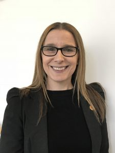 Sarah Sylvester, Head of Customer Service