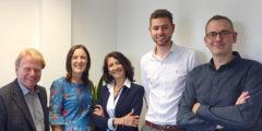 Photo of CitNOW staff members