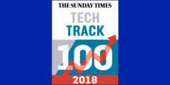 The sunday times tech track 100 2018