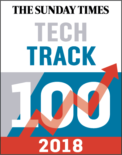 The Sunday Times - 2018 Tech Track 100