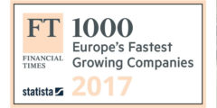 Financial times, Europe's fastest growing companies 2017