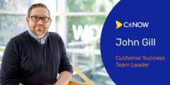 Photo of John Gill, Customer success team leader