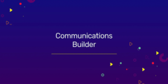 communications builder banner