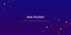 web shotlist banner