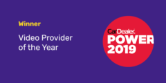 Winner of the Car Dealer Power Awards 2019