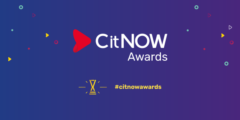 CitNOW awards banner
