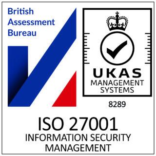 British Assesment Board UKAS Certificate image